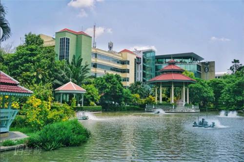 泰国宣素那他皇家大学管理博士PHD