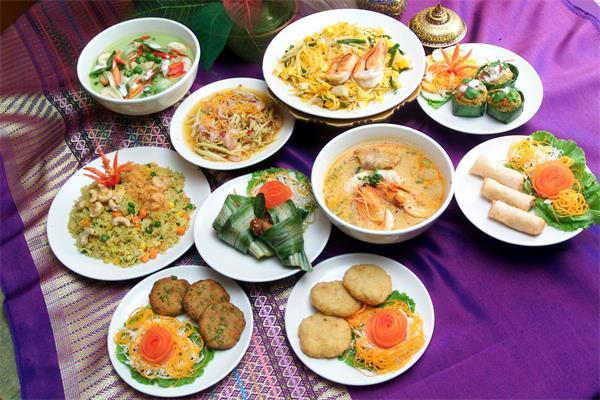 泰国留学绝对不能错过的地方美食盘点